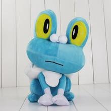 1Pcs Large Size 30cm XY Series Froakie Plush Doll Toy Stuffed Soft Great Gift