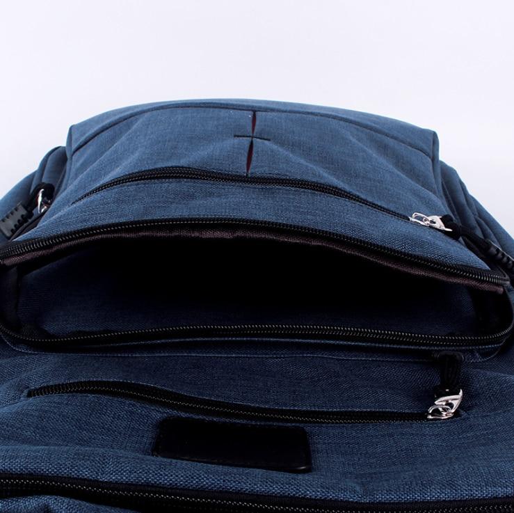 14 15 15.6 inch Nylon computer laptop notebooktassen Rugzakbehuizing - Notebook accessoires - Foto 2