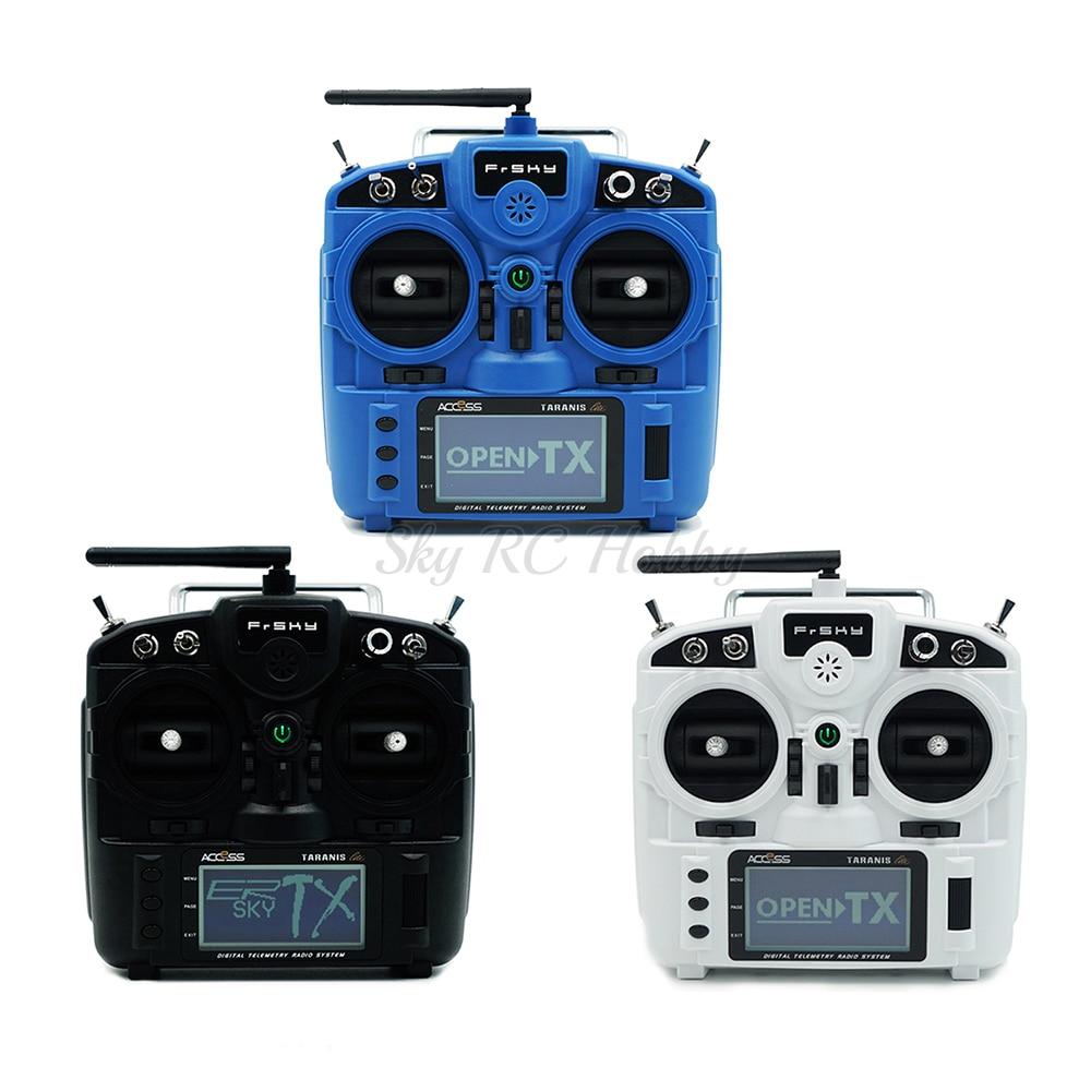 Transmetteur Portable FrSky Taranis X9 Lite 2.4 GHz 24CH pour Drone RC/aile fixe/Multicopters/hélicoptère