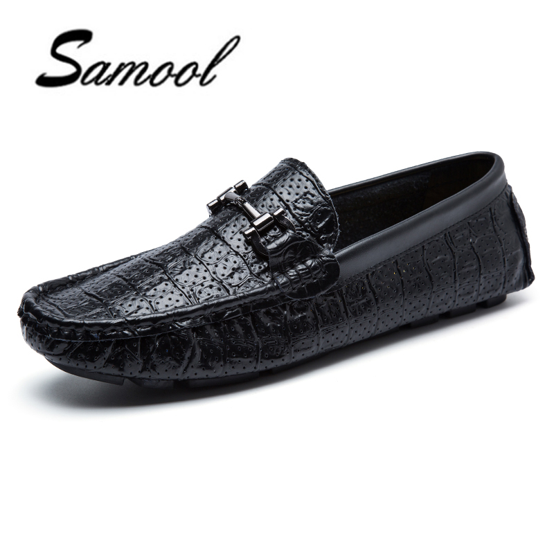 Men's Flats Lofers Lazy Shoes Comfortable Outdoor Walking Leather Driving Shoes Zapatillas Wedding Party Flats Mens Shoes XX4