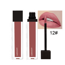 Водостойкий мерцающий и матовый блеск для губ handaiyan cosmetics