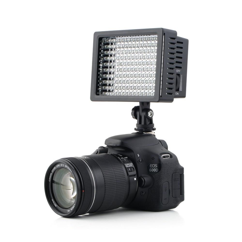 160 LED Studio Video Light for Canon for Nikon Camera DV Camcorder Photography Studio Professional High  Quality160 LED Studio Video Light for Canon for Nikon Camera DV Camcorder Photography Studio Professional High  Quality