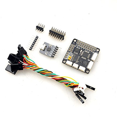 F17801 Deluxe Barometer/MAG PRO SP Racing F3 Flight Controller Integrate OSD with Protective Case for DIY FPV Multicopter arco 6dof deluxe 10dof with barometer pro sp racing f3 flight controller for mini 250 rc quadcopter fpv multicopter welded