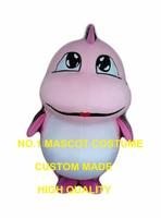 pink fish mascot costume custom big cute fish adult size cartoon character cosplay carnival costume 3322