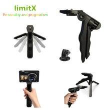 LimitX Kamera Mini tripod standı Tutucu Panasonic Lumix TZ200 TZ110 TZ100 TZ90 TZ80 TZ70 TZ60 TZ50 TZ40 TZ30 TZ20 TZ10 FT30