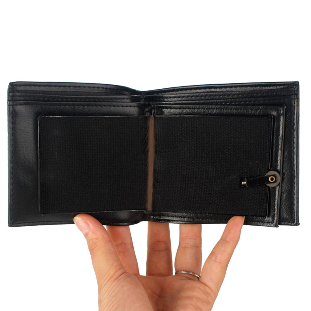 Novelty-Magic-Trick-Flame-Fire-Wallet-Big-flame-Magician-Trick-Wallet-Stage-Street-Show-Fashion-Rubber-Bifold-Wallet-Funny-1