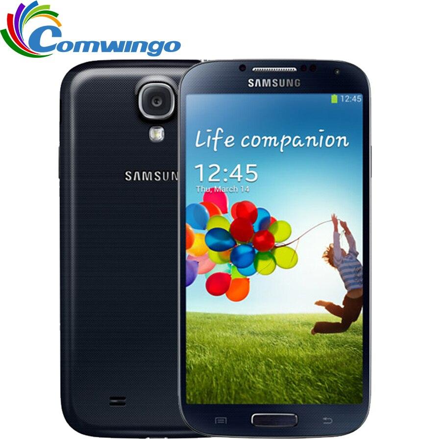 Unlocked Samsung Galaxy S4 SIIII i9500 Cell phone 16GB 32GB ROM Quad core 13MP Camera