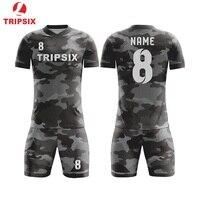 Full Sublimation Custom Soccer Uniforms Sports Jersey Football Shirt Soccer Jersey