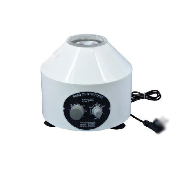 800D Electric Centrifuge Medical Lab Centrifuge 110V/220V 4000rpm With 6 *20ml 80 1 electric experimental centrifuge medical lab centrifuge laboratory lab supplies medical practice 4000 rpm 20 ml x 6