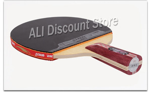 Image 4 - DHS Table Tennis Racket 4002 4006 Ping Pong Paddle Table Tennis Racquets indoo sports Raquete
