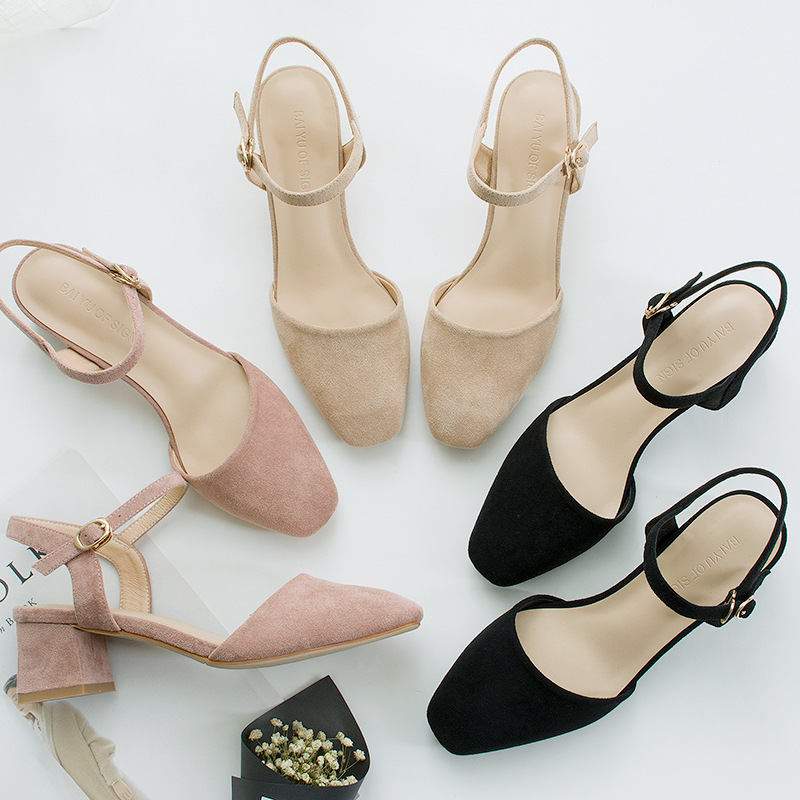 c4 Silver Pink c5 Brown Black Gray Sandalias Con Black 22002 Gruesa Moda C1 De c2 Mujer Verano c3transparent 6qqxAOTw