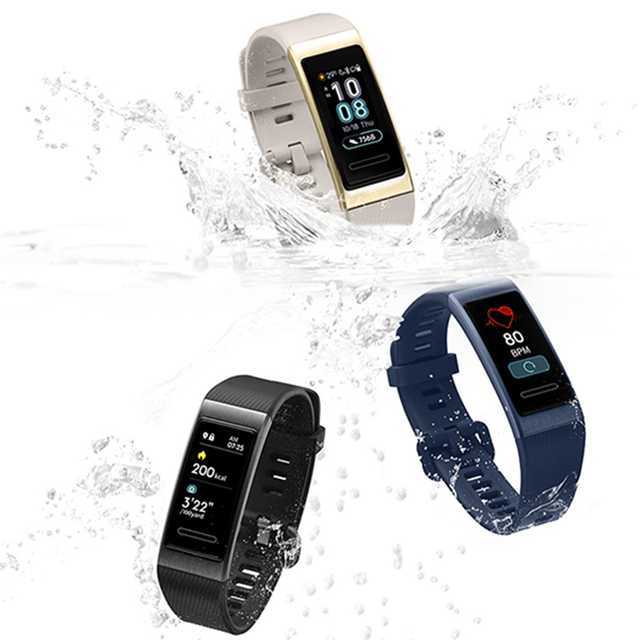 Huawei Band 3 pro 3 GPS 3