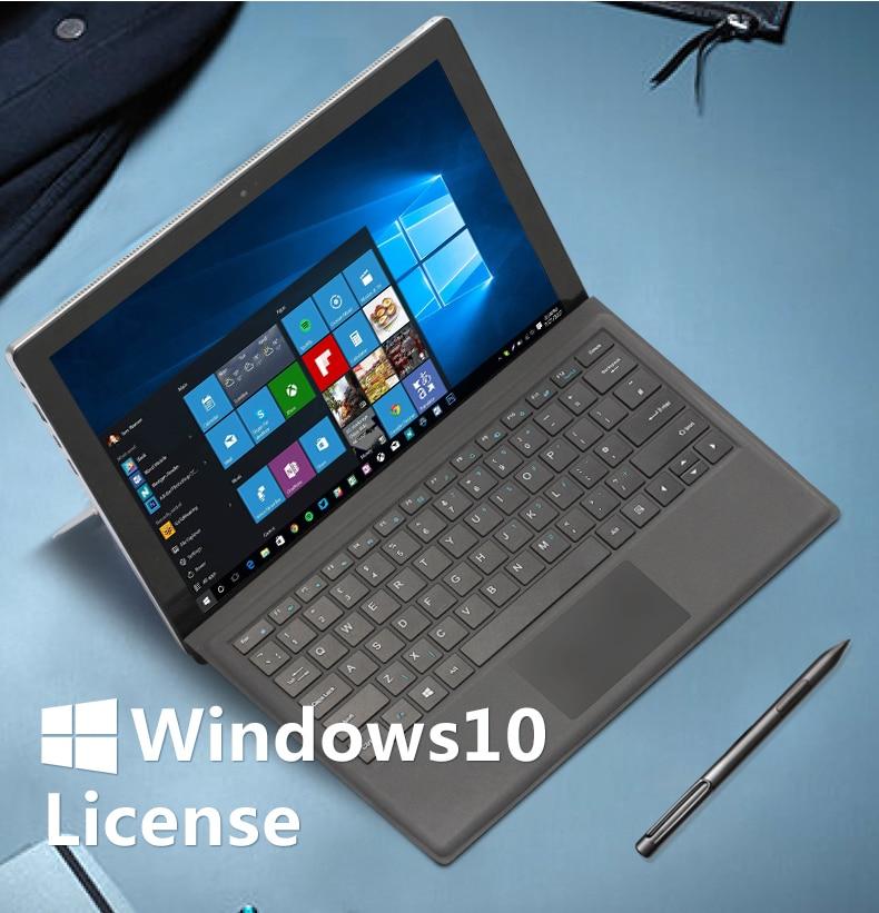 VOYO i7plus intel i7 7500U 16 Tela Grande HD 2880*1920G RAM 512 GB SSD Suporte do windows tablet caneta Stylus 12.6 tablets PC