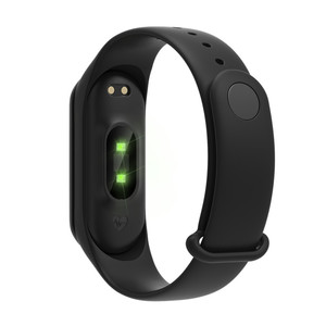 Image 2 - New m4 pro smart band HD 0.96 inch color screen heart rate blood pressure fitness tracker waterproof watches pk mi band 4 ID115
