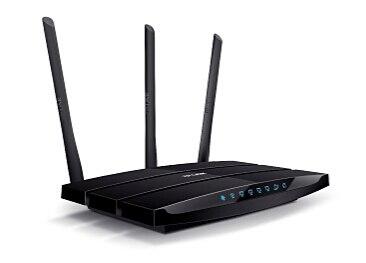 TP-LINK TL-WR2041N Sans Fil WIFI Routeur 450 Mbps 802.11 b/g/n/u/3u point d'accès amplificateur de signal 5 ports routeur pour maison/Ordinateur