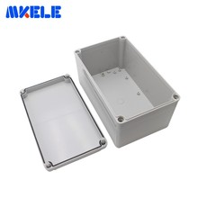 Outdoor Electrical Junction Box IP65 Plastic Cover For Electronic Waterproof ABS Plastic Electronic Box Project Boxes On Sale