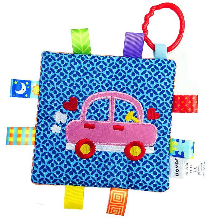 Image 5 - Sonajeros de juguete para bebé con diseño de animales de dibujos animados, sonajeros de juguete, muñeco de peluche de juguete para bebés, 20% de descuentoappease toweltowel animalcat animal -