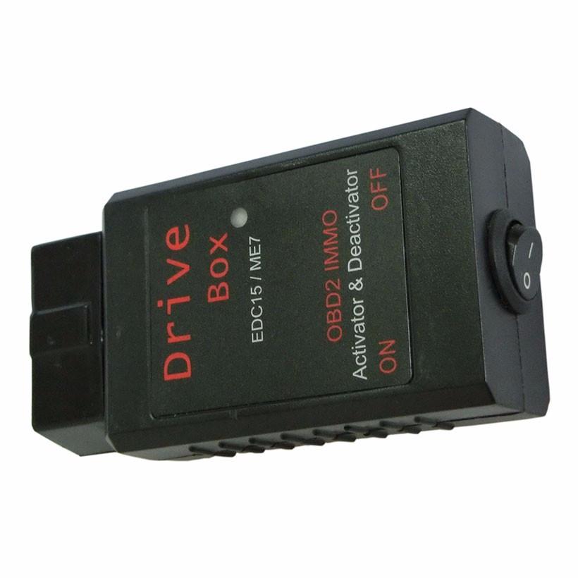 VAG Drive Box OBD2 OBD ii IMMO Deactivator Activator For Bosch EDC15ME7 VAG IMMO Deactivator Car Diagnostic Tools Free Shipping -7