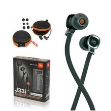 JBL J33i In-ear Headphones with Mic for Smartphones