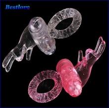 Orissi вибрационный кролик петух кольцо секс игрушки пенис кольца задержка эякуляции, g spot вибраторы для женщин клитор стимулятор