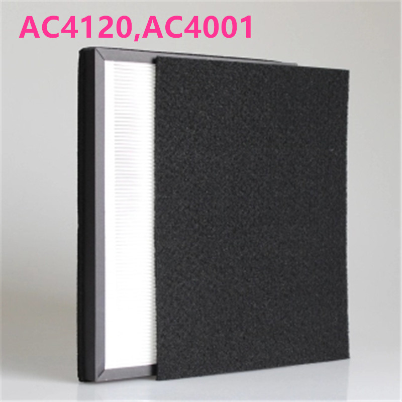 Air Purifier Parts Activated Carbon dust Collection HEPA filter AC4120 for Philips AC4001 бочка для воды roto alibunar water barrel 240 л
