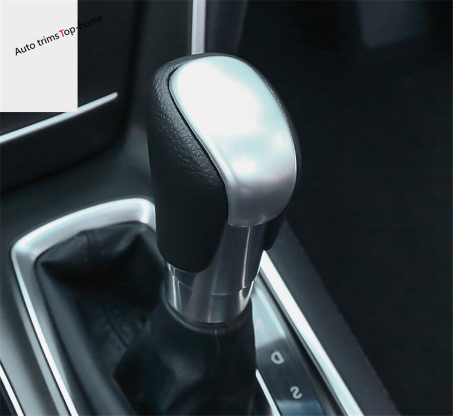 Interior Mouldings Yimaautotrims Abs Gear Shift Stalls Head Knob Stickers Interior Mouldings Cover Trim 1 Piece Fit For Honda Accord 10th 2018 2019 Driving A Roaring Trade