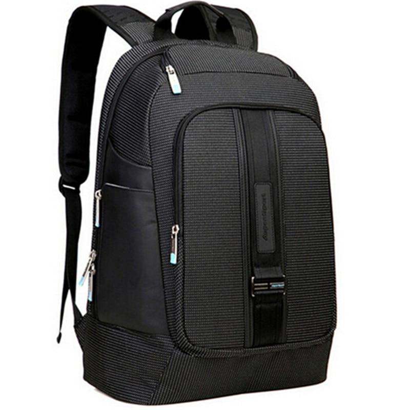 ФОТО Hot Sell Waterproof Oxford Business Laptop Backpack School Bag Men Brand Men's Backpacks Travel Bags Women