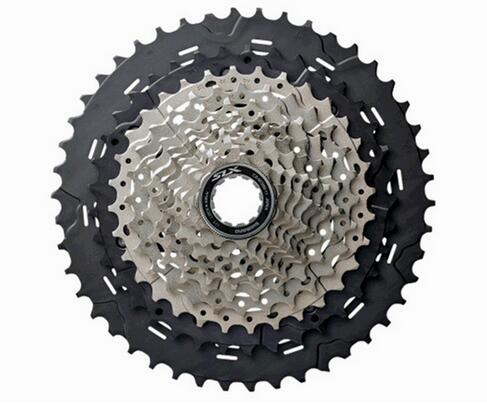 SHIMANO SLX CS M7000 11S Speed 11 46T Cassette Freewheel for MTB Bicycle Part M7000 cassette-in Bicycle Freewheel from Sports & Entertainment    1