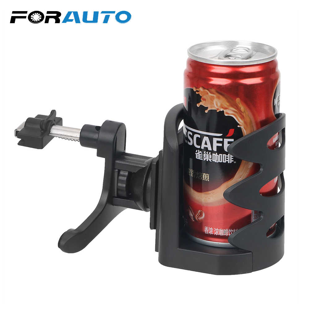 Car Cup Holder Air Conditioning Inlet Drink Holder Water Bottle Coffee Mount Stand Car-styling Stowing Tidying Folding Beverage