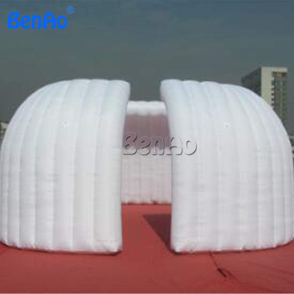 T196 BENAO Inflatable dome tent / Inflatable photo booth tent/ Inflatable igloo tent /Inflatable event tent 1 pcs fashion cute dimensional flowers baby hairpins girls hair accessories children headwear princess barrette kids hair clips