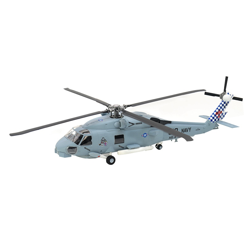 Toys & Hobbies Trumpeter 1/72 Finished Scale Model Helicopter 36906 Uh-1b Huey