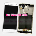 White black LCD+TP+Frame for Xiaomi 4 Mi4 M4 Touch Screen Digitizer LCD Dispaly Assembly Phone Replace Parts Free Shipping+Tools