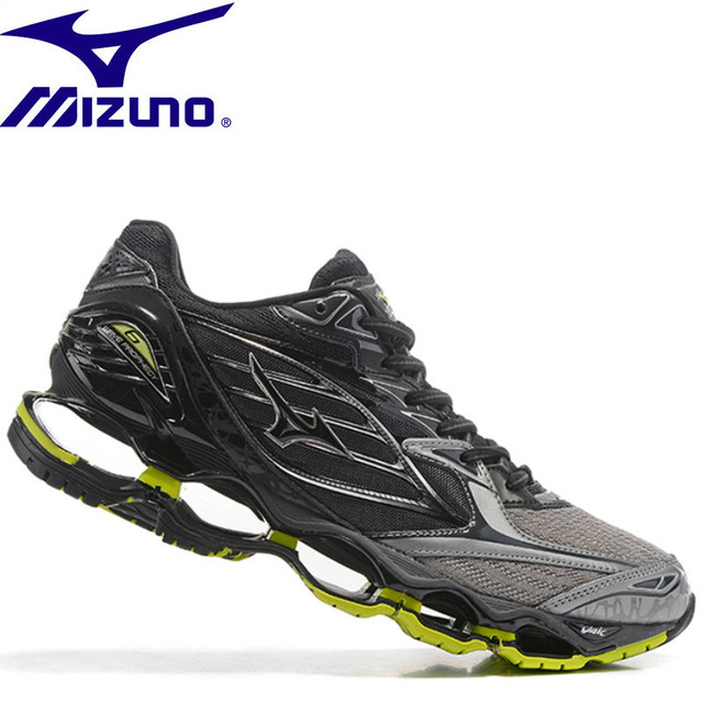 low priced ca9c7 56f37 MIZUNO WAVE Prophecy 6 professional Men Shoes running shoes Outdoor  Breathable Mesh sneakers Weightlifting Shoes Size