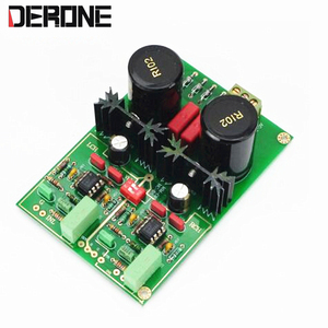 Image 5 - Phono במה כפולה פטיפון מעגל AirVinyl MM/MC מגבר HIFI amp ערכות/לוח