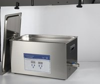 Large Commercial Ultrasonic Cleaner 20L For Hospital / Medical Use