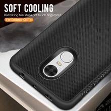 Drop Protection Silicone TPU Case For Xiaomi Redmi Note 5 6 Pro 4X 6A 5A 4 Slim Matte Cover For Xiaomi Mi A2 Lite A1 Mi5X S2 Y2