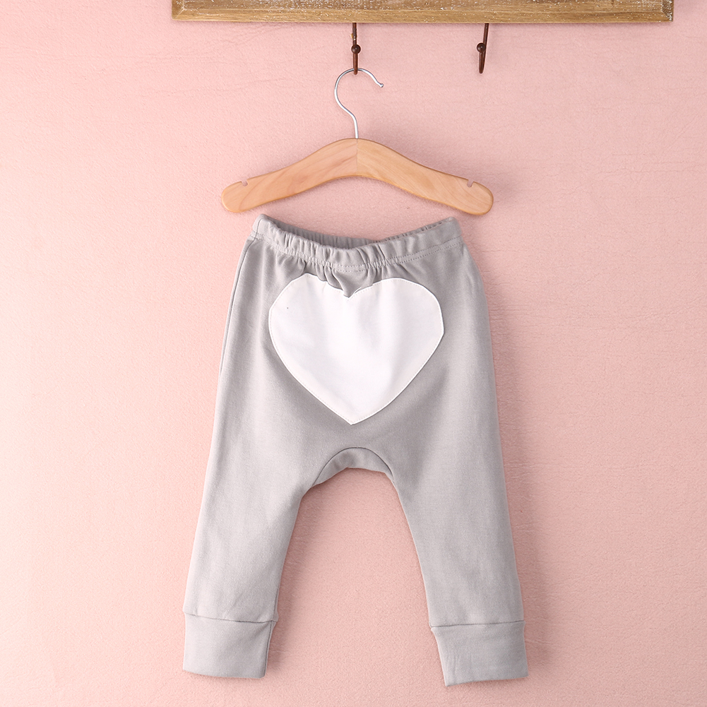 Toddler-Infant-Baby-Boy-Girl-Heart-Cotton-Bottom-Pants-Trousers-Leggings-6-24M-3