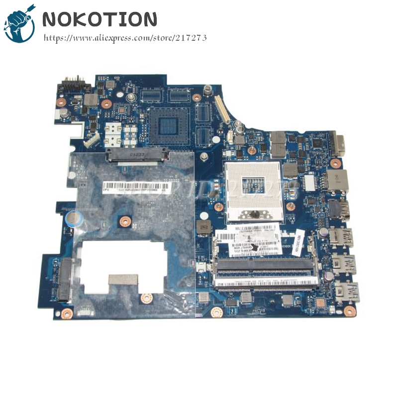 NOKOTION QIWG7 LA-7983P Laptop Motherboard For Lenovo ideapad G780 System Board HM76 UMA HD4000 DDR3 ancient house printed wall decor hanging tapestry