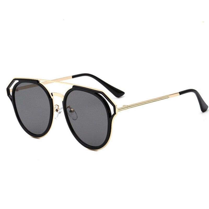 круглые солнцезащитные очки мужские 2