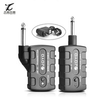 JOYO JW 01 Rechargeable 2 4G Audio Wireless System Digital Bass Guitar Transmitter FREE SHIPPING