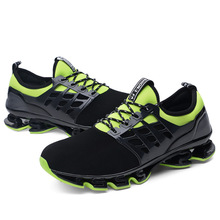 2018 New Top High Quality Men Casual Shoes Spring Summer Unisex Light Weige Breathable Fashion Male Shoes Plus size 36-46