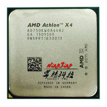 Двухъядерный процессор AMD Athlon X4 750K 750 3,4 ГГц AD750KWOA44HJ Socket FM2 +