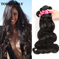 10A Unprocessed Malaysian Virgin Hair 4 Bundles Queen Hair Products Malaysian Body Wave Virgin Hair Malaysian Human Hair Bundles