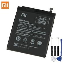 Original XIAOMI BN41 Battery For Xiaomi Redmi Note 4 Pro Note4X 4G+ note4 High Edition Madia Tek HelioTM X20 4100mAh