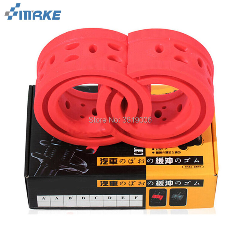 smRKE For Toyota Yaris High quality Front Rear Car Auto Shock Absorber Spring Bumper Power Cushion Buffer in Shock Absorber Parts from Automobiles Motorcycles