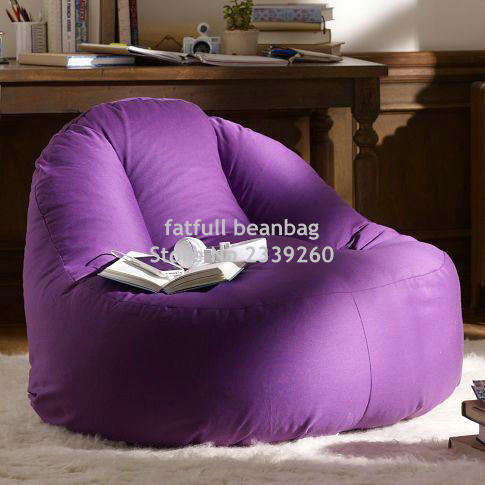 Cover Only No Filler Heavy Duty Fabric Living Room Bean Bag Chair Beanbag Sofa Beds In Living