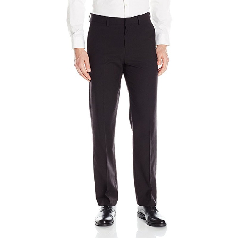 Aufrichtig Nach Maß Männer Anzug Hosen Blazer Kleid Männer Flache Front Hochzeit Hosen Partygroom Männer Anzughose