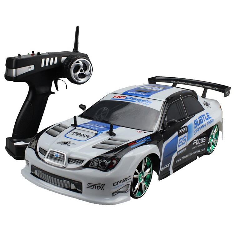 Large RC Car Brand 2.4G 1:10 Drift Racing Car High Speed Champion Car Remote Control Vehicle Model Electric Children Hobby Toys