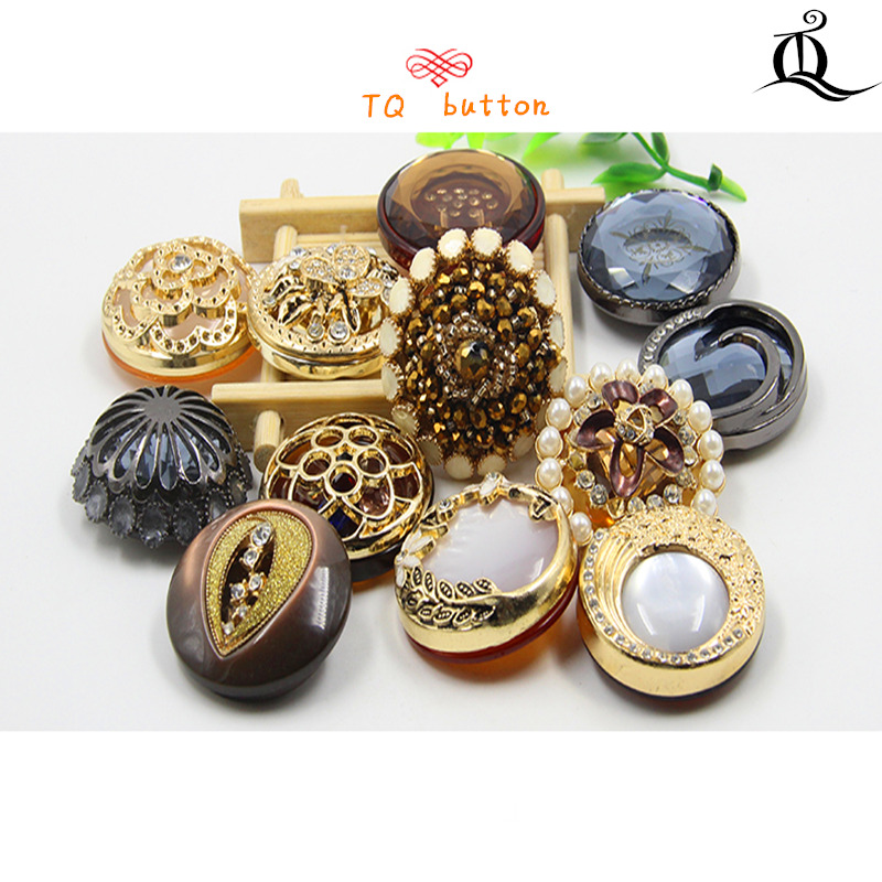 Free shipping craft buttons BIG Handmade decorative