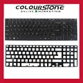 For Sony Vaio Fit 15 SVF15 SVF15A SVF15E US Black keyboard with Backlit pad for win10 AEHK9U000103A